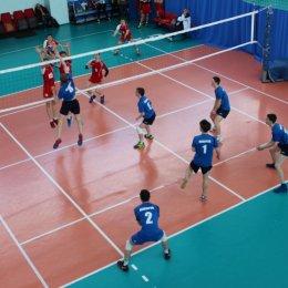 Региональный турнир по волейболу среди юношей и девушек 1999 - 2001 г.р.