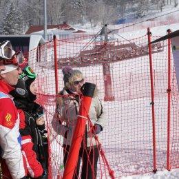 Первенство области по горнолыжному спорту среди любителей и ветеранов