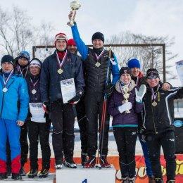 """Соревнования по лыжным гонкам в рамках """"Кубка губернатора"""""""