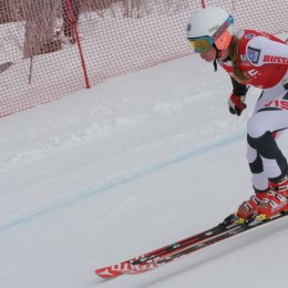 Этап Кубка Азии по горным лыжам