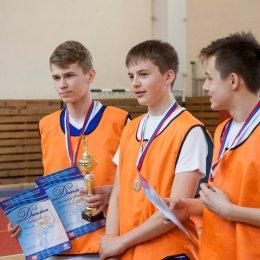 Первенство Южно-Сахалинска по баскетболу среди школьников 5-7 классов