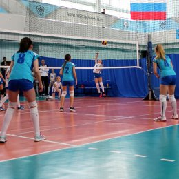 Первенство области по волейболу среди юношей и девушек 2005 - 2006 г.р.