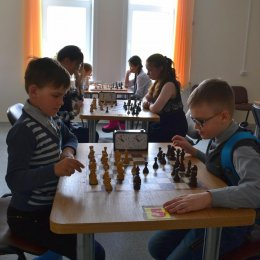 "Областной этап шахматного турнира ""Белая ладья"""