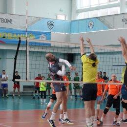Игра с олимпийскими чемпионами Сергеем Тетюхиным и Тарасом Хтей