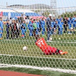 День массового футбола