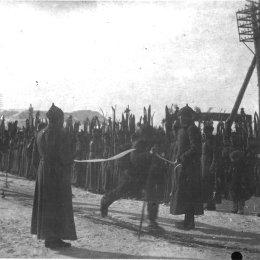 Лыжный переход Хабаровск - Александровск (1935 год)