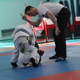 Первенство области по рукопашному бою (8-9 лет)