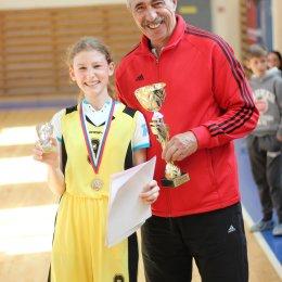 Региональные соревнования среди юношей и девушек 2004-2005 г.р.