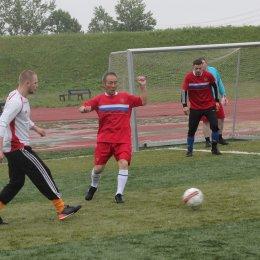 Турнир по мини-футболу в рамках Спартакиады медработников