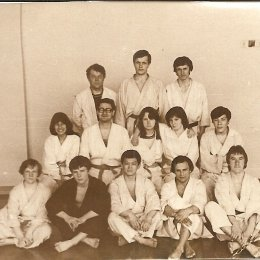 Сахалинские дзюдоисты, 1970-е годы