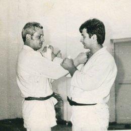 Вячеслав Хорхордин (справа)