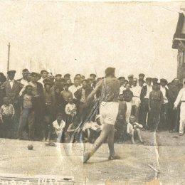 Районная Спартакиада в Охе, 1935 год