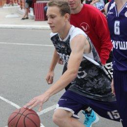 Второй этап областного турнира по стритболу «Kings of the Court»
