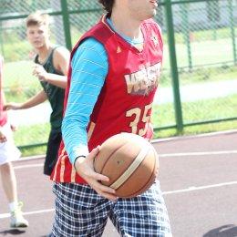 Третий этап областного турнира по стритболу «Kings of the Court»