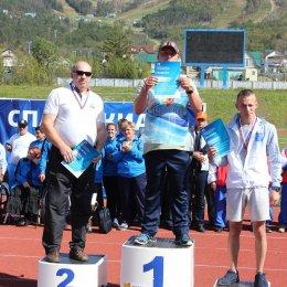 Спартакиада инвалидов Сахалинской области