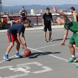 V этап областного турнира по стритболу «Kings of the Court»