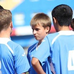 Зональный турнир первенства России по футболу среди юношей 2003 г.р. команд ПФК и спортшкол