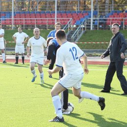 Футбольный турнир в рамках VI Спартакиады ОИВ