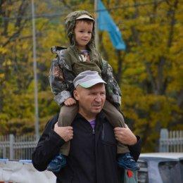 Кросс памяти Юрия Шувалова