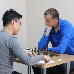 Чемпионат области 2017 года по шахматам