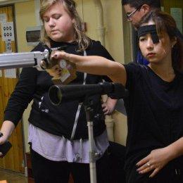 Областной турнир по пулевой стрельбе памяти Виталия Сафронова