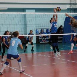 Чемпионат области среди женских команд