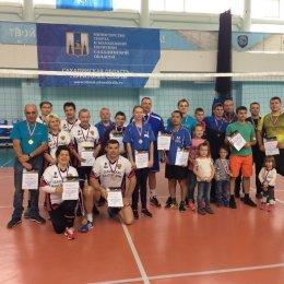 Турнир по волейболу в рамках спартакиады ОИВ