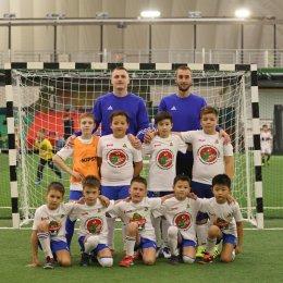 Футбольный турнир в честь Дня народного единства