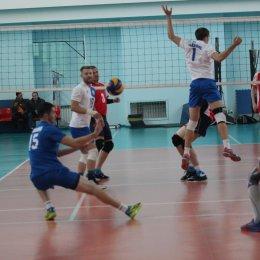 Чемпионат области по волейболу среди мужских команд