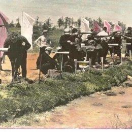 Соревнования по пулевой стрельбе в Охе, 1972 год