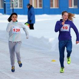 Зимнее первенство области по легкой атлетике