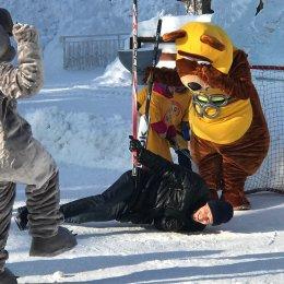 Детсадовская хоккейная лига