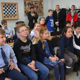 Городской этап турнира «Белая ладья»