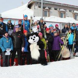 Лыжные гонки. Спартакиада ОИВ