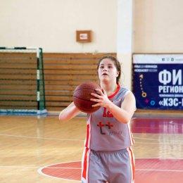 Первенство Южно-Сахалинска по баскетболу среди учащихся 7-9 классов