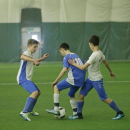 Зимняя лига-2018