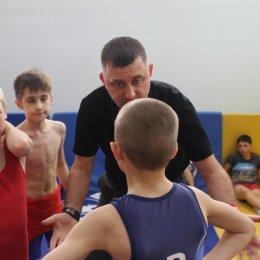 Тренер-преподаватель ДЮСШ пгт. Ноглики Евгений Савинов