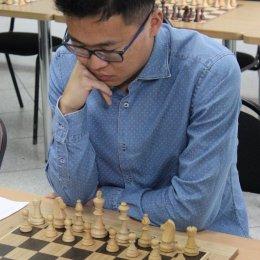 Командный чемпионат области по шахматам