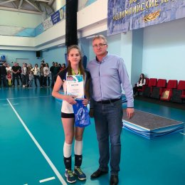 Открытое первенство Сахалинской области по волейболу среди команд юношей и девушек