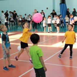Открытый турнир по мини-волейболу среди воспитанников ДОУ