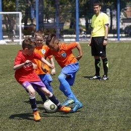 Турнир мальчиков 2010 г.р. Детской футбольной лиги
