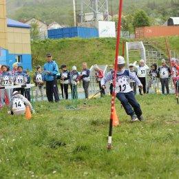 Соревнования по сухому слалому
