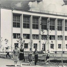Городской бассейн, 1965-1966 гг.