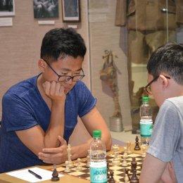 V открытый Дальневосточный турнир по классическим шахматам «Кубок АО «Гидрострой»