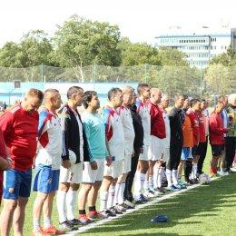 Ветеранский турнир памяти И.П. Фархутдинова