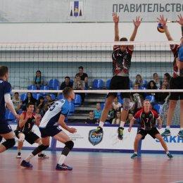 """Элвари-Сахалин"" - ""Ростов-Волей"" - 3:1"
