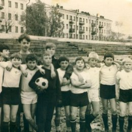 Стадион ДОСА, конец 1960-х годов