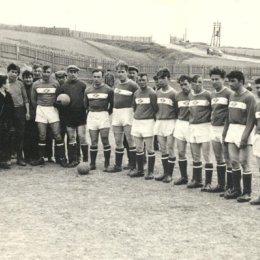 "Команда ""Искра"" (Александровск), середина 1950-х годов"