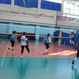 Чемпионат Сахалинской области по волейболу среди женских команд