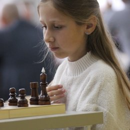 Гала-матч между юношеской сборной области и командой педагогов